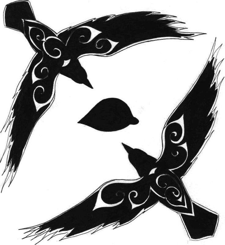 Odin`s eyes by Moerin.deviantart.com