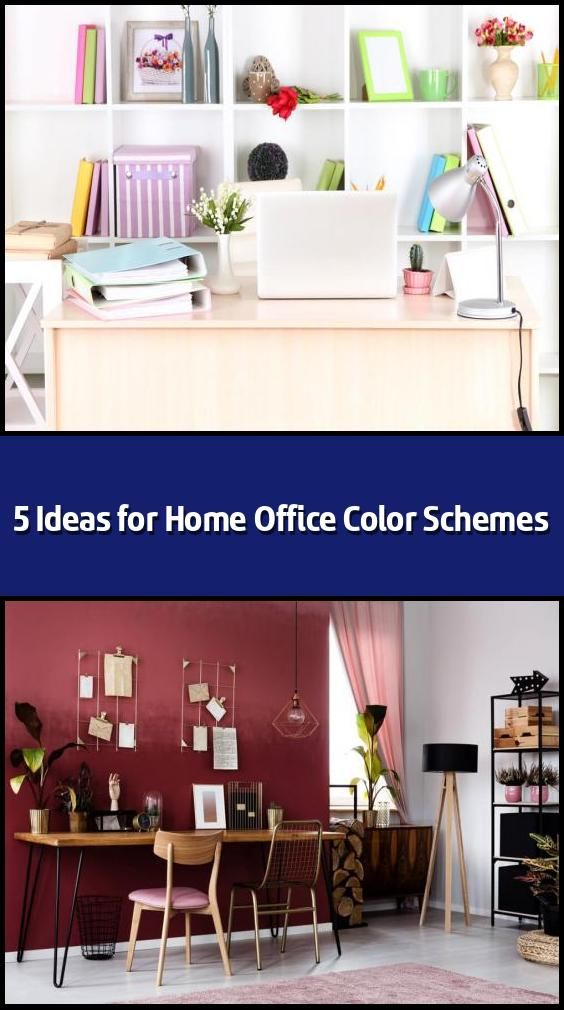 5 ideas for home office color schemes we hope you like on office color scheme ideas id=45111
