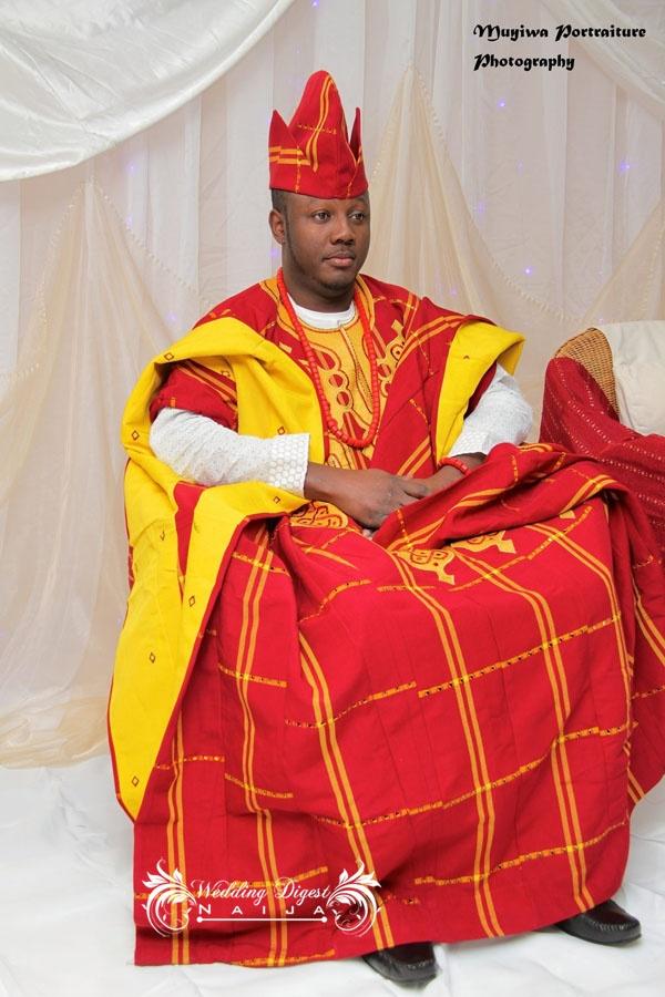 c48f83fcb0ca00f104171daf0b2e3219  love is sweet nigerian weddings - Traditional Wedding Attire For Bride