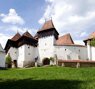 The Fortified Church from Viscri
