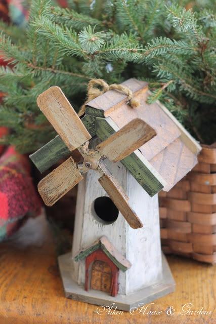 dutch windmill birdhouse. | Birdhouses and Bird Feeders ...
