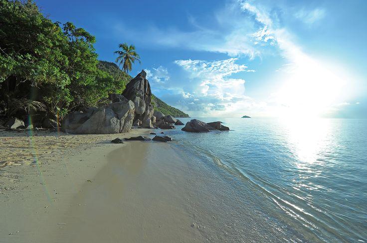 Seychelles - Sainte Anne Island - Beach
