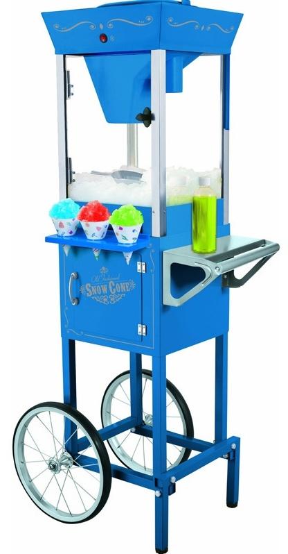 snow cone machine rentals sacramento