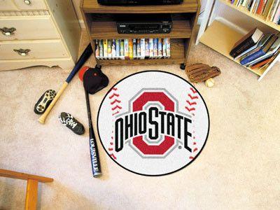 Baseball Mat - Ohio State University