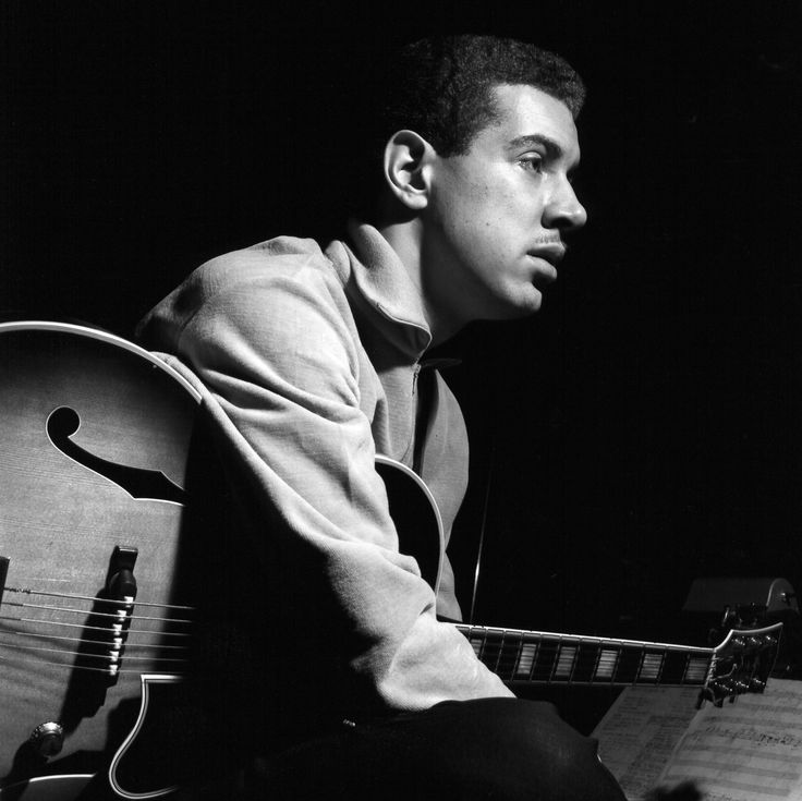 """Happy 83rd birthday to guitarist Kenny Burrell! Read the new Blue Note Spotlight feature """"Kenny Burrell: Reckoning With The Blues"""" about his classic 1963 album """"Midnight Blue"""" which was just reissued on vinyl. Read the Spotlight here: http://www.bluenote.com/spotlight/kenny-burrell-reckoning-with-the-blues"""