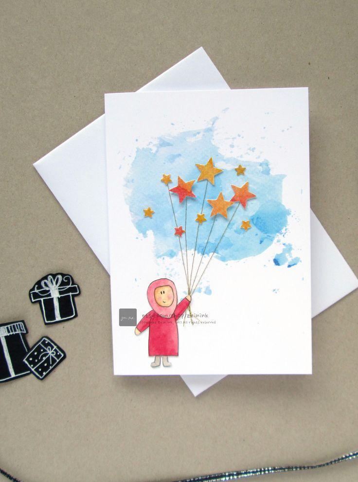 Уходе декрет, открытки на рамадан своими руками