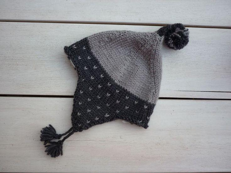 Bonnet péruvien ( modele bonnet péruvien gratuit, tuto bonnet péruvien,