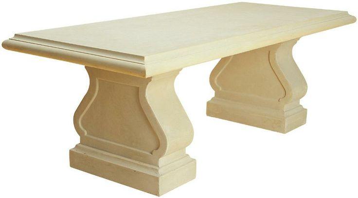 Normandy Concrete Table.
