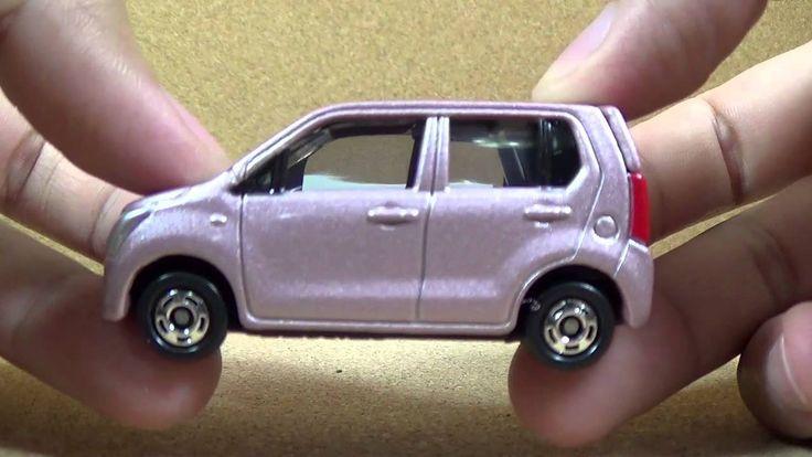 Tomica 058 - Suzuki Wagon R Die-cast Car