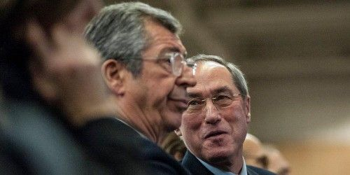 Daech: Claude Guéant et Patrick Balkany envoyés pour vider les caisses #Infaux