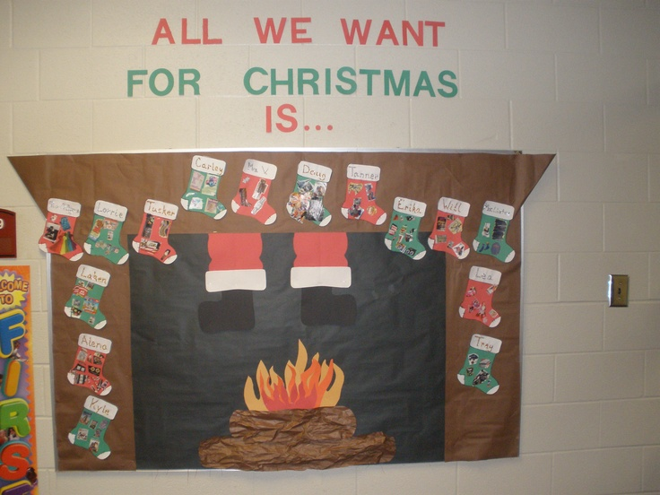 Best christmas bulletin boards ideas on pinterest