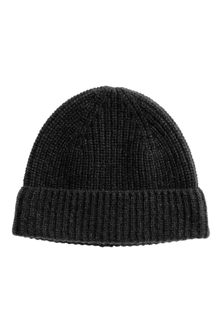 Kaszmirowa czapka   H&M
