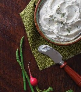 Country Onion and Chives Dip - Your Inspiration at Home - Recipes