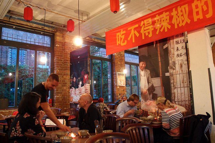 LIPSIA Leipzig: Chinabrenner, CHINESE RESTAURANT