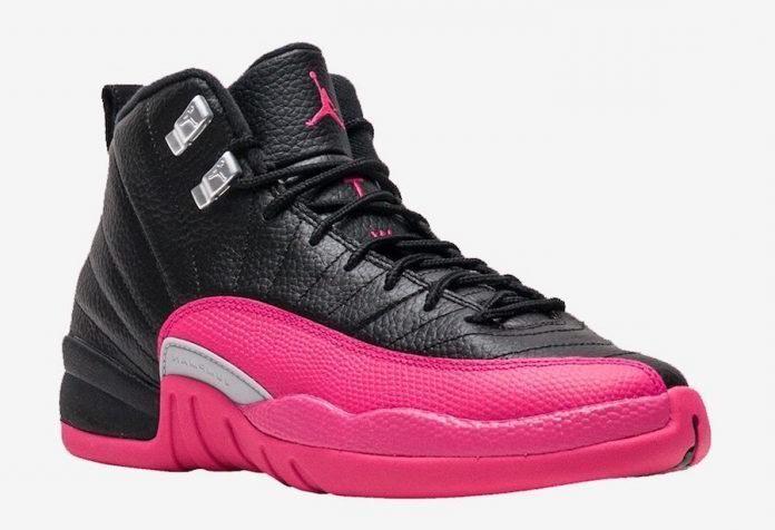 "My Sneaker Palace Nike Air Jordan Retro 12 ""Black/Deadly Pink"""