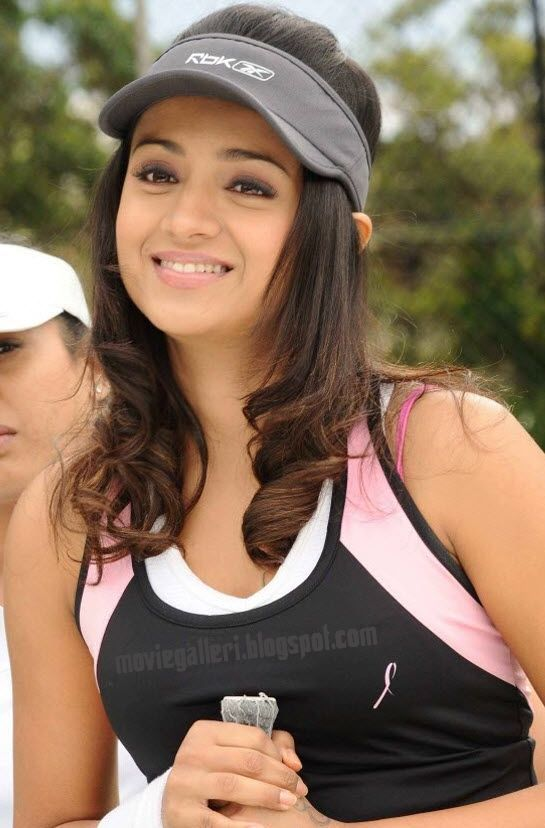 Trisha with the cap
