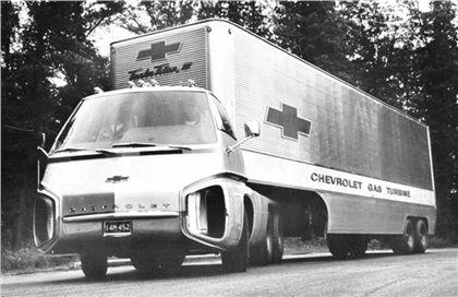 Chevrolet Turbo Titan III, 1965