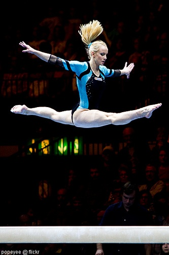 With you romanian gymnast sexy think, that