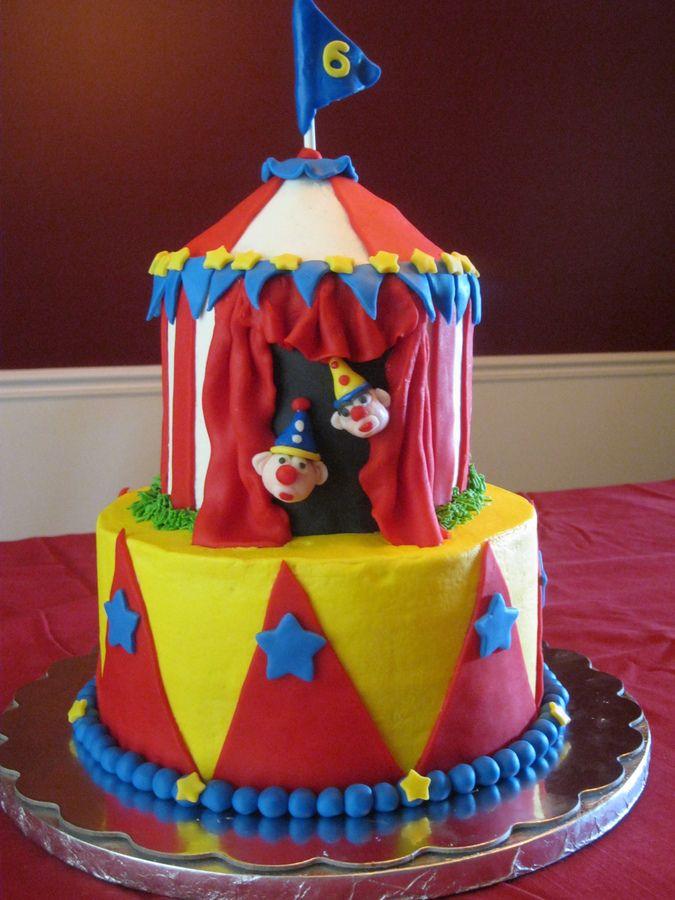 22 best Circus Birthday Ideas images on Pinterest Circus birthday
