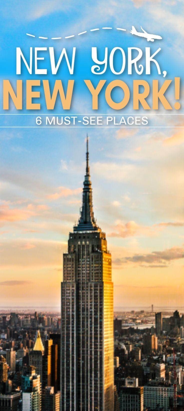 Suchen Sie nach New York Urlaubstipps? Hier sind 6…