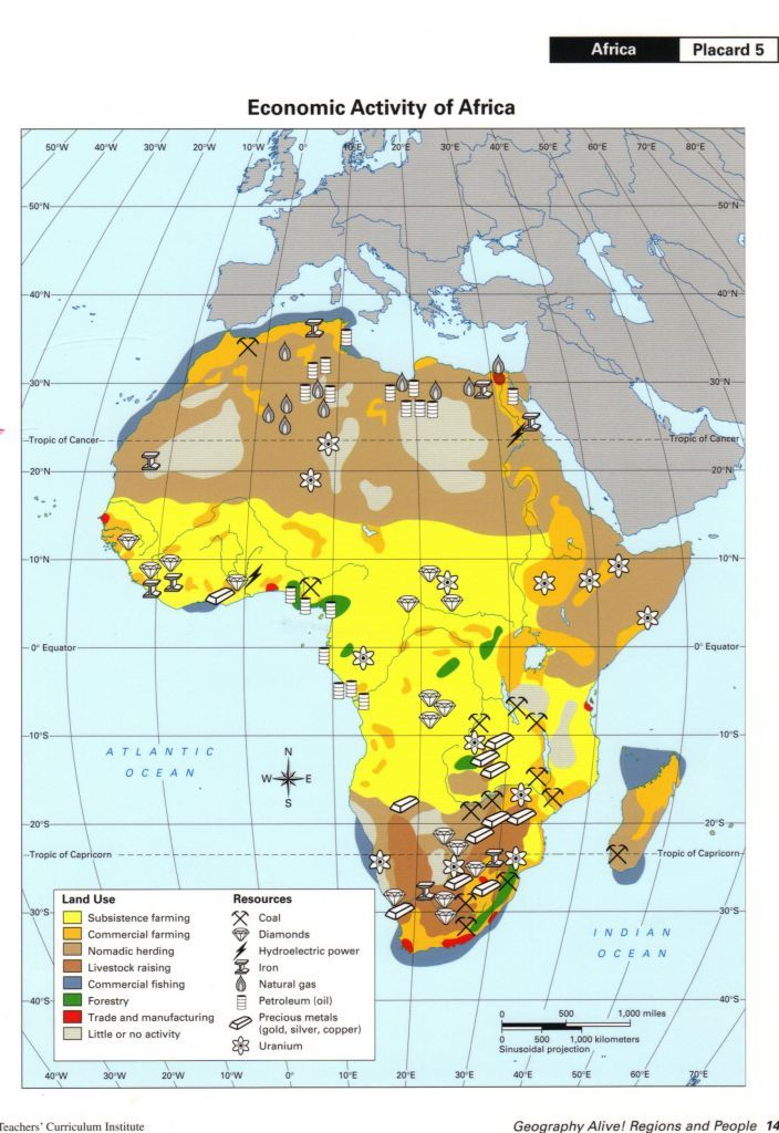 Serengeti Africa Map Serengeti Plain Africa Map Printable South Physical Features Full