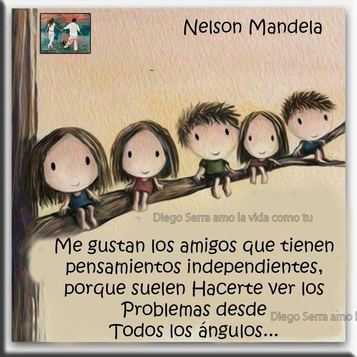 〽️Nelson Mandela.*
