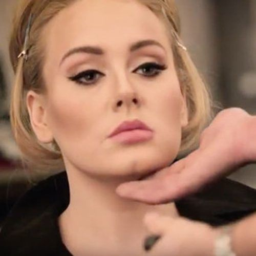 Adele Gets Dolled Up in the First Promo for the Live in New York City One Night Only Concert Special   E! Online