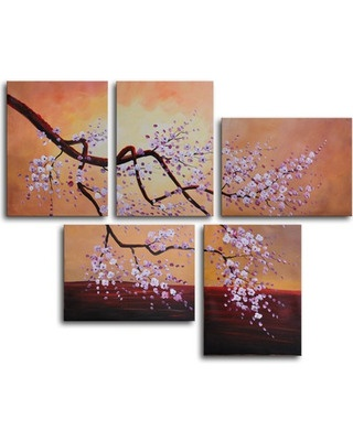 74 best cherry blossoms images on pinterest flowers for Best brand of paint for kitchen cabinets with cherry blossom canvas wall art