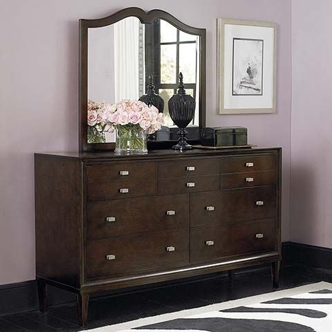 Caldwell Accent Chair Dresser Bedrooms And Master Bedroom