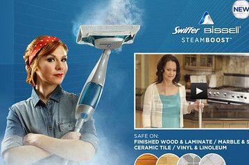 Swiffer Drops 'Rosie the Riveter' After Feminist Backlash