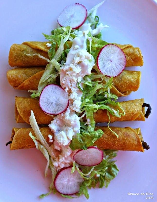 Tacos de rajas de chile poblano #recetasdecuaresma