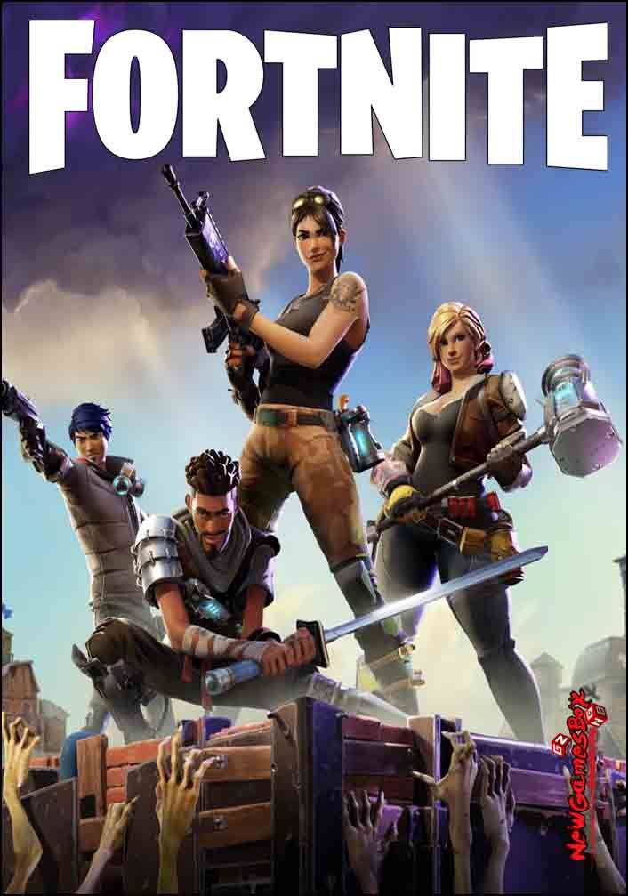 Fortnite Battle Royale Is The Free 100 Player Pvp Mode In Fortnite One Giant Map A Battle Bus Fortnite Building Skill Fortnite Epic Games Fortnite Epic Games
