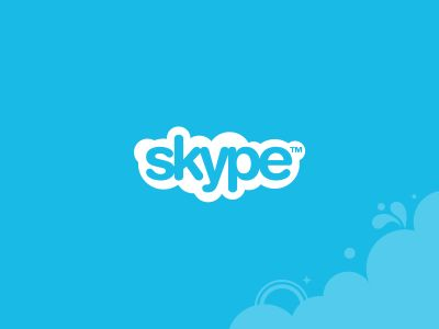 Design by Pivotal - Skype Logo animation
