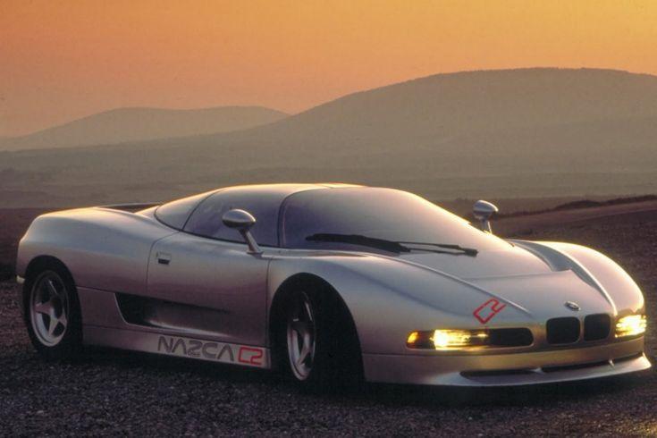Super-rare BMW supercar Nazca M12 $1.1 million
