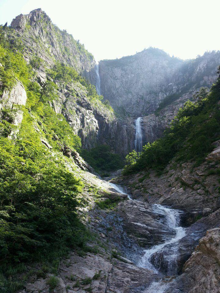 Seoraksan National Park (source)