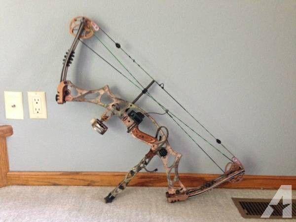 Hoyt Trykon Bow - for Sale in Iowa City, Iowa Classified   AmericanListed.com