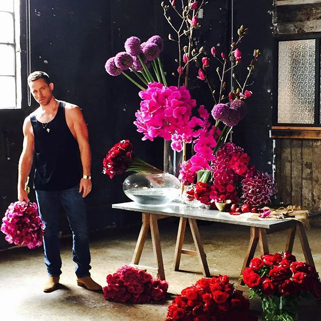 FLOWER CLASS JEFF LEATHAM - Four Seasons Hotel George V - Paris - Monday April, 25 - 5:00pm - #TeamLeatham Live - contact FS George V for tickets and more information - +33 149527000 - See you there - #Fun - #Flowers - #thejeffleathamexperience ❤️❤️- photo - @petrinatinslay ❤️ for #InStyleAustralia
