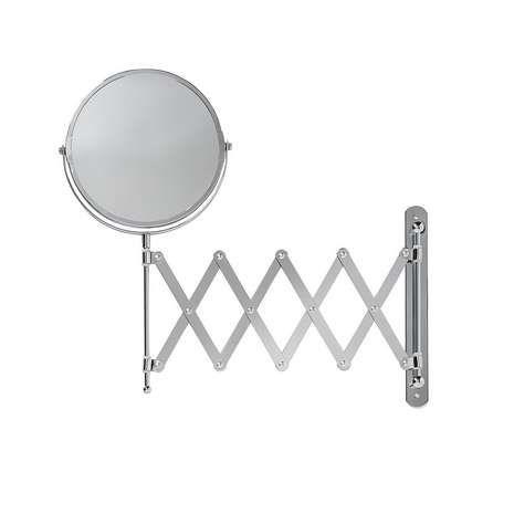 Extendable Shaving Bathroom Mirror | Dunelm