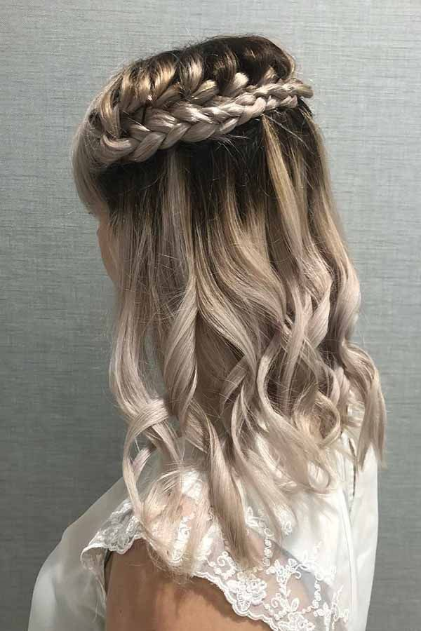 5 Half Up Half Down Curly Hairstyles You Would Love To Try Curly