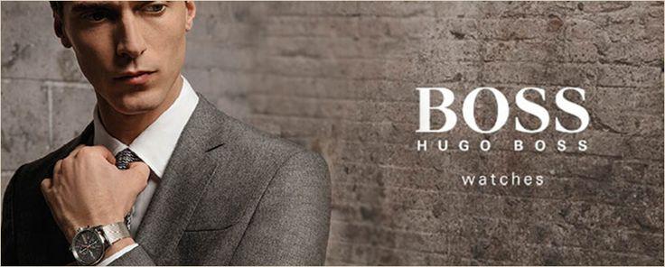 Ρολόγια HUGO BOSS Black - Νέα συλλογή Χειμώνας 2016-2017