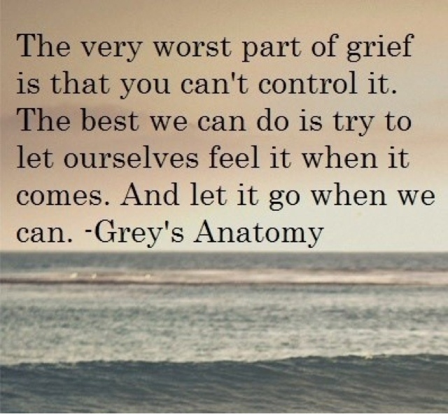 Grief : Grey's Anatomy