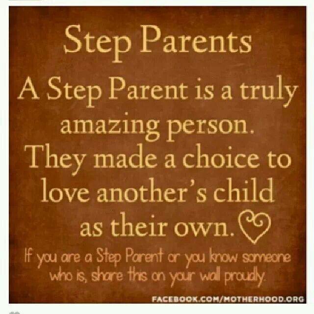 Step Parent Love Quotes Pleasing 202 Best Step Stuff Images On Pinterest  Step Parenting