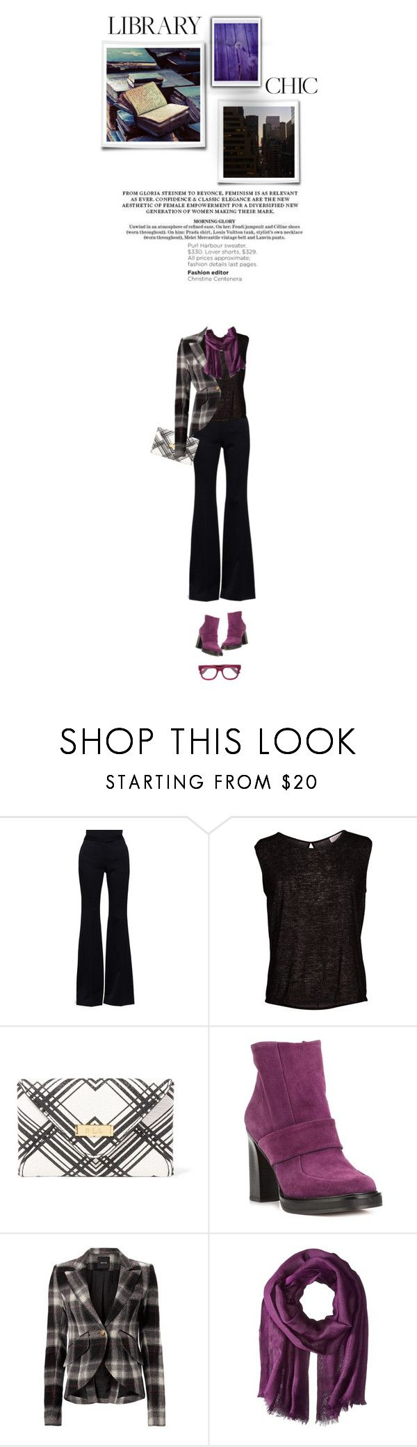 """""""study session"""" by paperdollsq ❤ liked on Polyvore featuring Alexander McQueen, Velvet by Graham & Spencer, Lauren Ralph Lauren, Carven, Smythe, Love Quotes Scarves, Gucci and librarychic"""