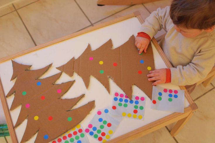 Super Les 25 meilleures idées de la catégorie Activite enfant 18 mois  GO56