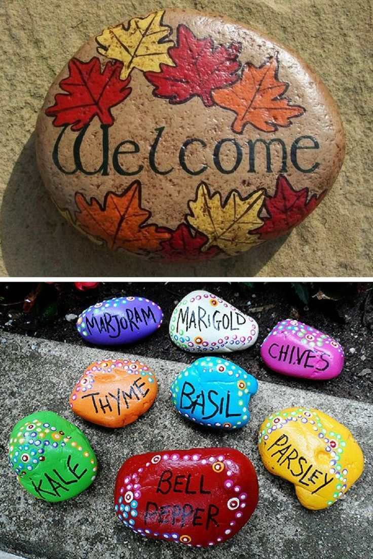 Super Fun And Creative Rock Painting