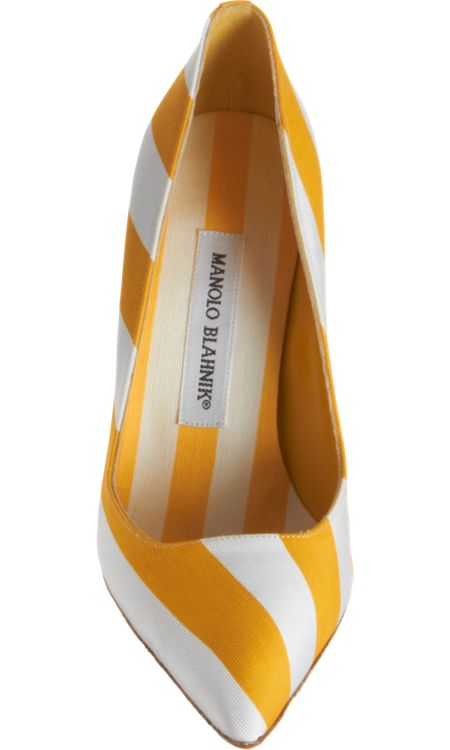 Zapatos de mujer - Womens Shoes - Manolo Blahnik || Pamukfac Pump