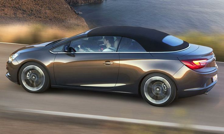 Opel Cascada photo 02