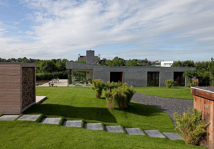 Villa Frenay / 70F architecture