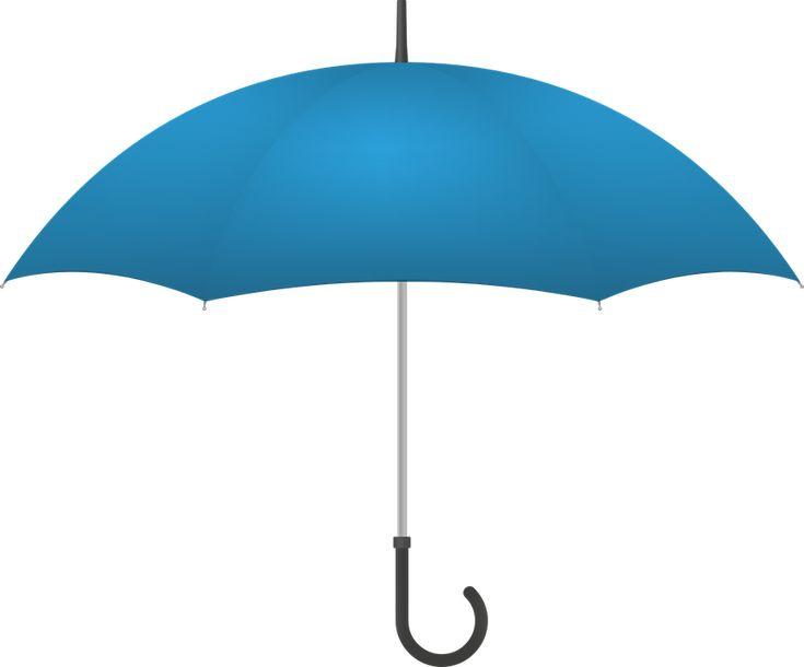 우산 벡터 이미지입니다.   umbrella  vector image