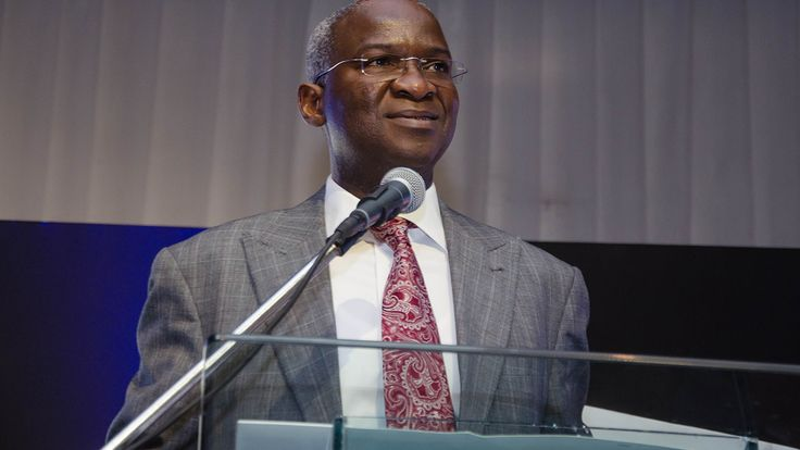 Fashola inaugurates 330KV power switching station in Akwa Ibom
